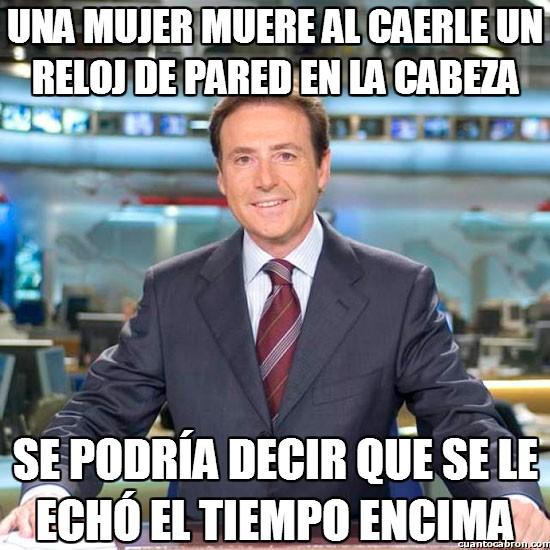 Meme_matias - Los relojes asesinos