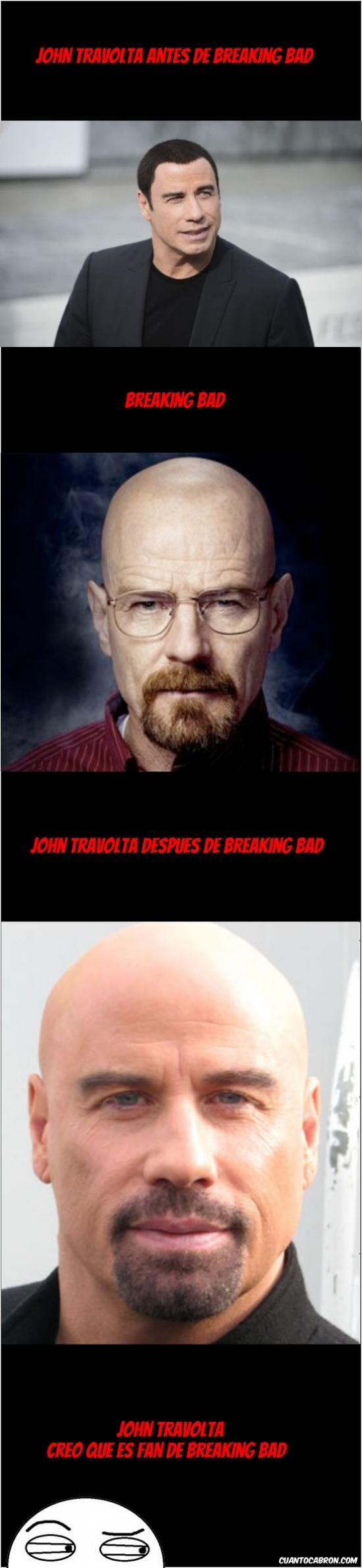 bad,breaking,calvo,cocina,John,meta,perilla,Travolta,walter white