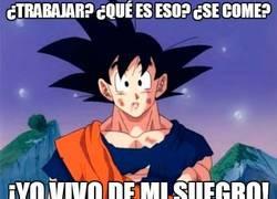 Enlace a Goku podría ser parte de la familia real española sin problemas
