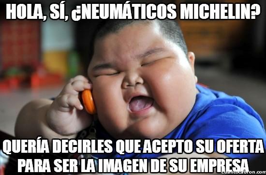 gordito,gordo,imagen,mascota,michelin,neumaticos,telefono
