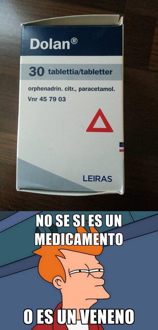 Meme_fry - Creo que es peor el remedio que la enfermedad
