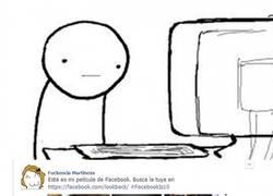 Enlace a Estúpidas películas de Facebook