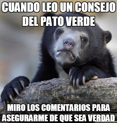 Oso_confesiones - No vaya a ser...