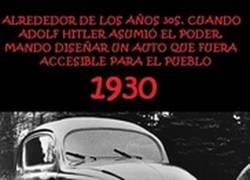 Enlace a Antes a los Volkswagen se les respetaba