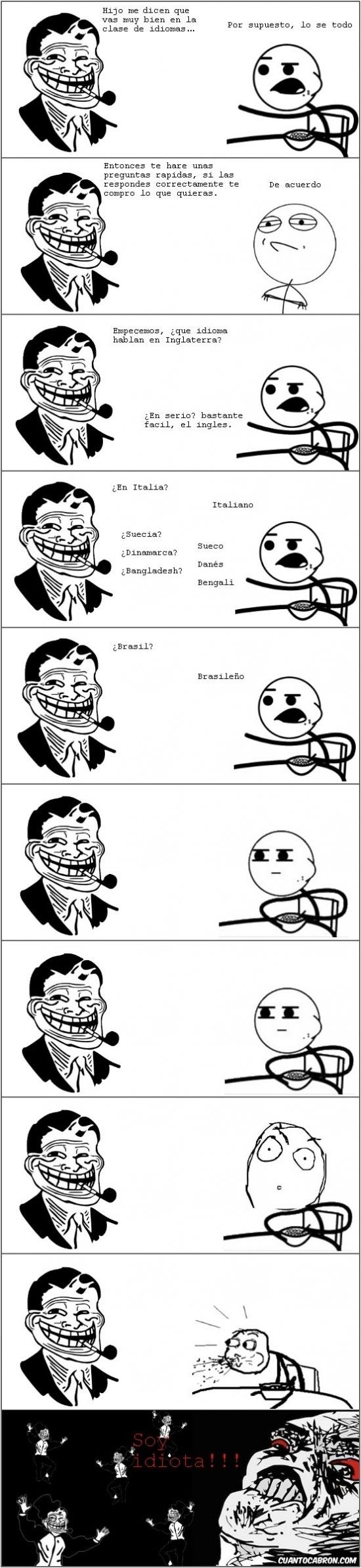 Trolldad - Nadie sabe confundirte mejor que Trolldad