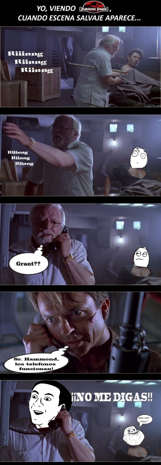 No_me_digas - La obviedad en Jurassic Park