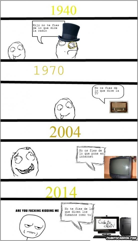 Kidding_me - Como pasa de generación en generación