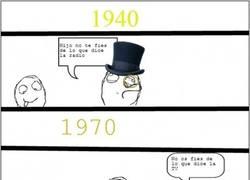 Enlace a Como pasa de generación en generación