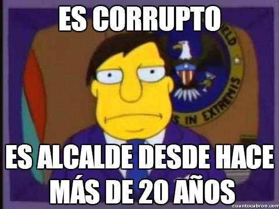 Meme_otros - A ver si Springfield va a estar en España y no lo sabemos...