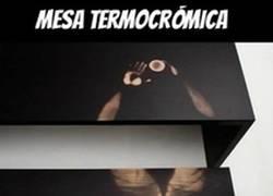 Enlace a Mesa termocrómica