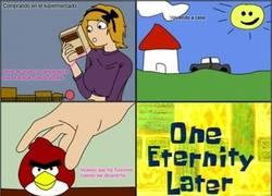 Enlace a El problema del despertador Angry Bird