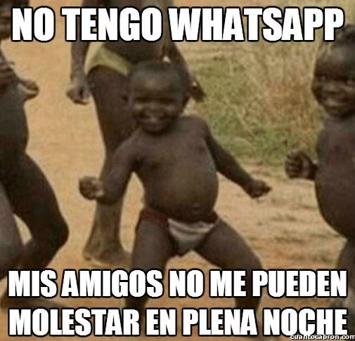 Nino_optimista_tercermundo - Aprende de ellos y apaga el móvil por las noches