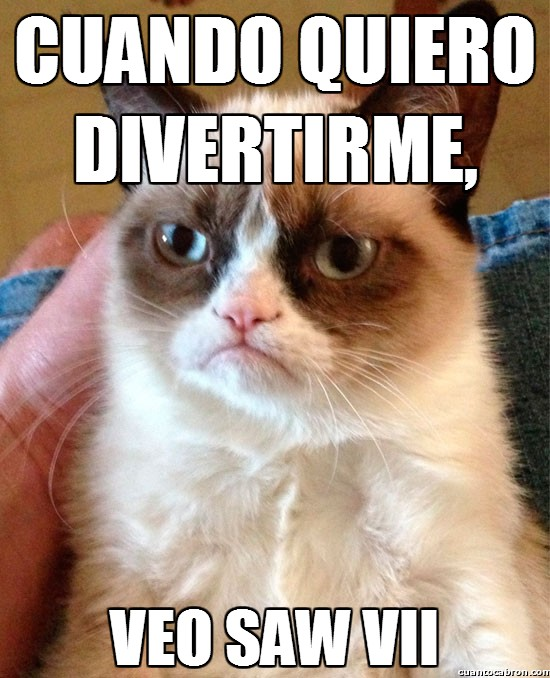 Grumpy_cat - Su mejor pasatiempo
