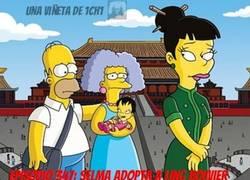 Enlace a Un poco de falta de lógica en Los Simpson