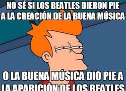 Enlace a La relación entre la buena música y Los Beatles