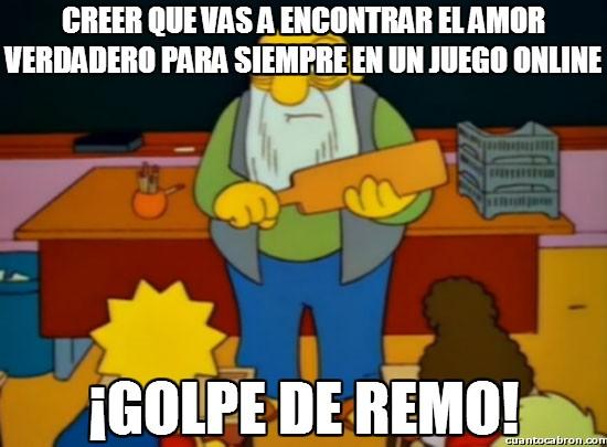 Golpe_de_remo - La cruda realidad para muchos adolescentes