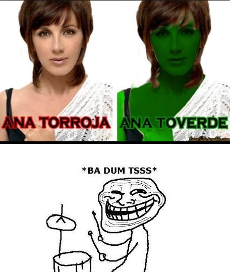 Trollface - La verdadera hermana de Hulk