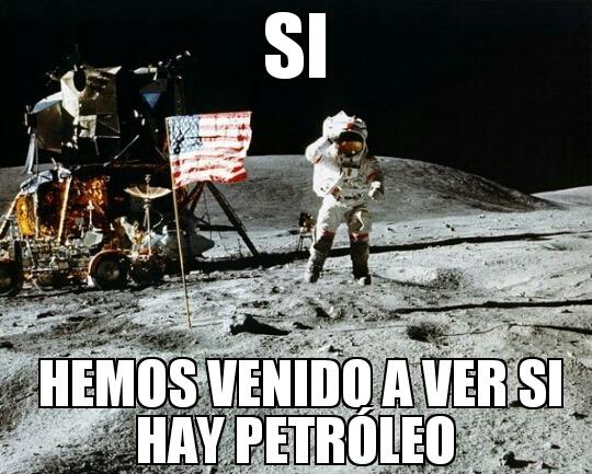 Meme_otros - La razón de EE.UU. a la Luna