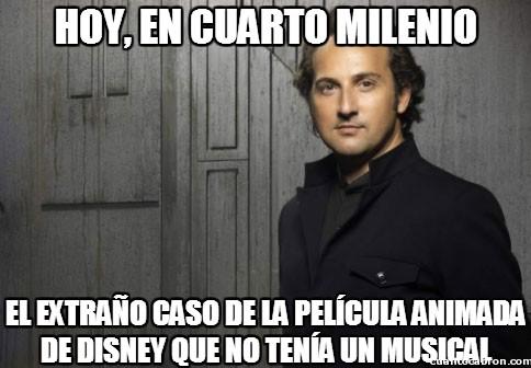 Cuarto_milenio - Los misterios de Disney