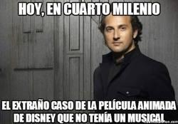 Enlace a Los misterios de Disney