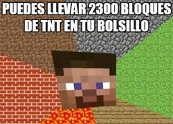 Enlace a La lógica de la TNT en Minecraft