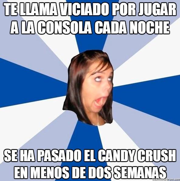 Amiga_facebook_molesta - Repelentes que no saben lo que significa ser viciado