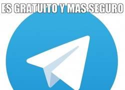 Enlace a Bad luck Telegram
