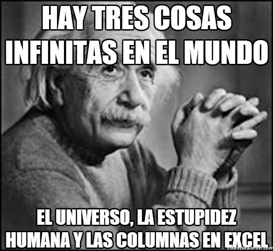 Tres_cosas_infinitas - Otra cosa en la lista de infinidades de einstein