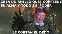 Enlace a Bad Luck Sauron