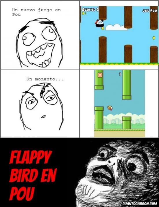 flappy bird,inglip,juego,nuevo,pou