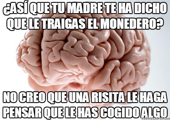 Cerebro_troll - Tu cerebro y su monedero