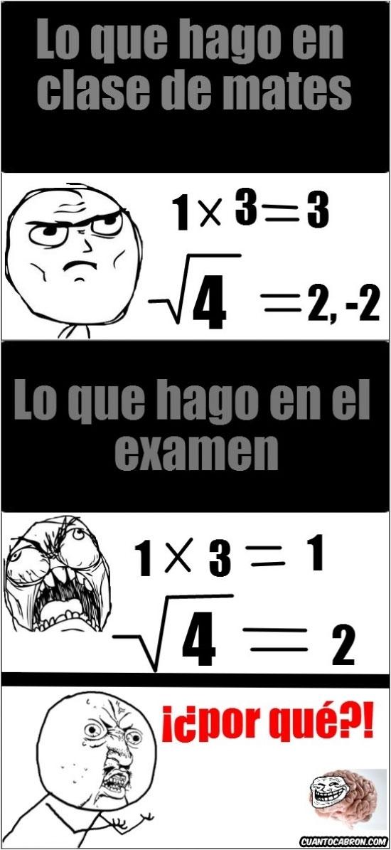 Y_u_no - Cerebro troll fastidiando siempre en los exámenes