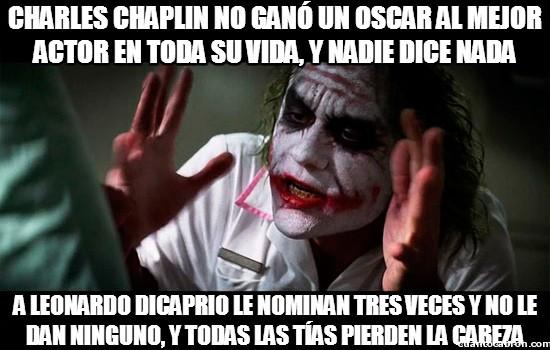 Joker - Si no los gana, será por algo