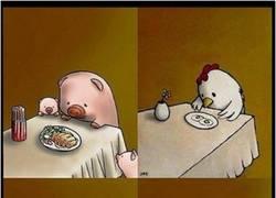 Enlace a La hora de comer, patrocinada por Dolan