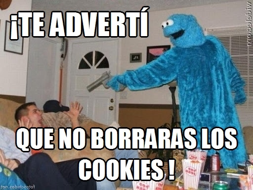 Meme_otros - En contra de la eliminación de cookies