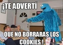 Enlace a En contra de la eliminación de cookies