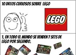 Enlace a Curiosidades de Lego
