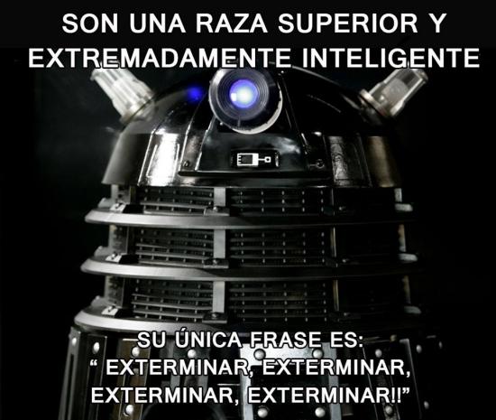 Meme_otros - ¿Daleks superdotados?