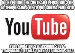 Enlace a Estúpido buscador de Youtube...