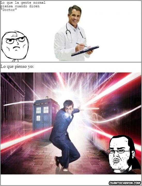 decir,doctor,doctor who,medico,serie epica,temaseries