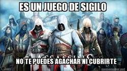Enlace a Lo raro del Assassin's Creed