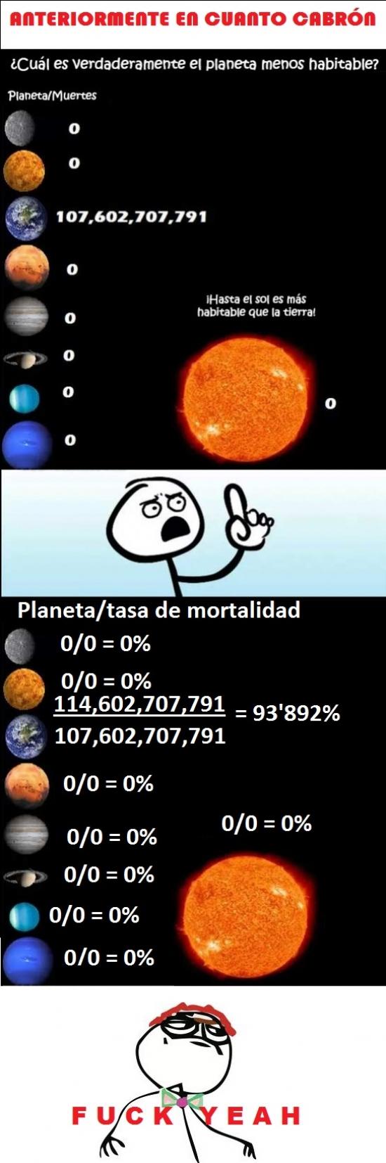 Fuck_yea - ¿Planeta más habitable, seguro?