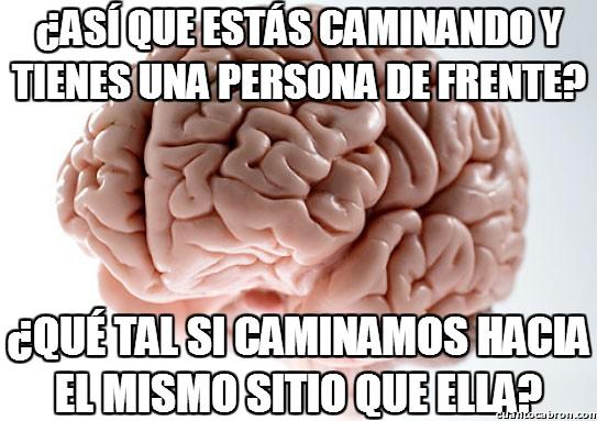 Cerebro_troll - Cerebros que disfrutan viéndote chocar