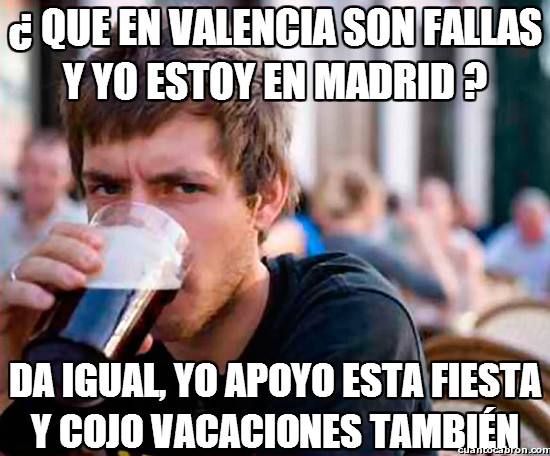 Universitario_experimentado - Un gran fallero madrileño