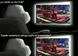 Enlace a Trolleando en La Voz Kids