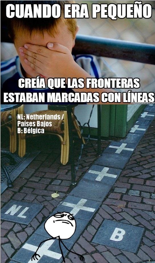 Fuck_yea - Las Fronteras, como en los mapas
