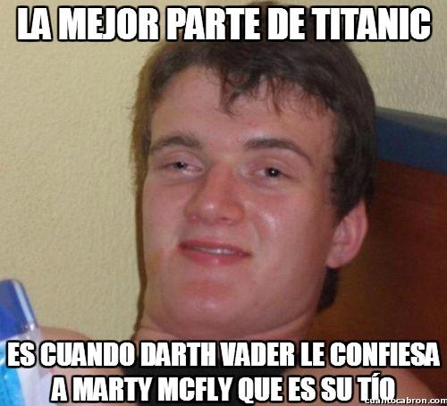 Colega_fumado - La mejor parte de Titanic