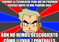 Enlace a Tecnología Pokémon avanzada para casi todo