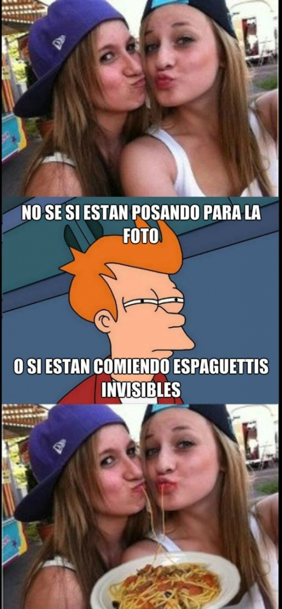 Fry - Algunas chicas de ahora...