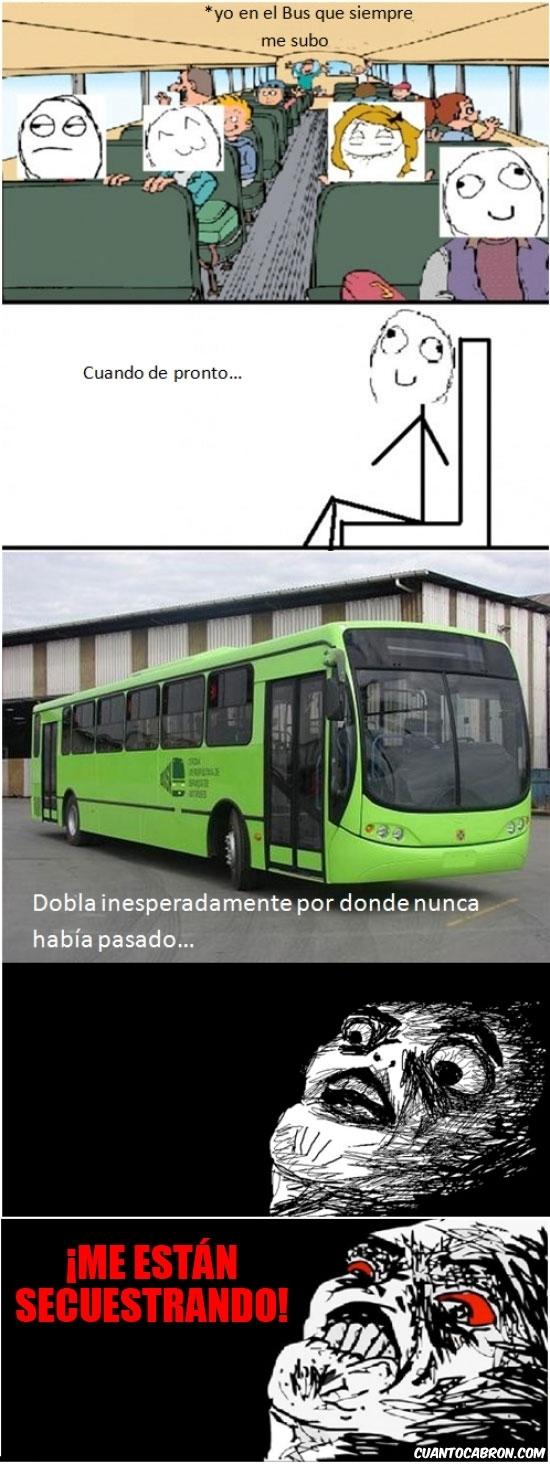 Inglip - Autobús equivocado
